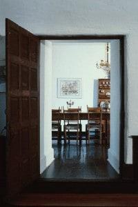Looking through door into dinning room 0001