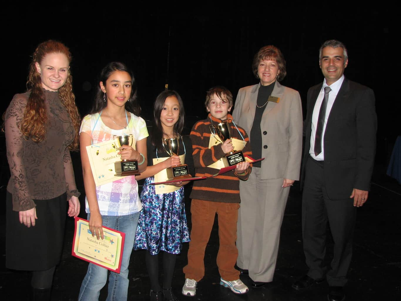 Simon Johnson Wins CCUSD Spelling Bee