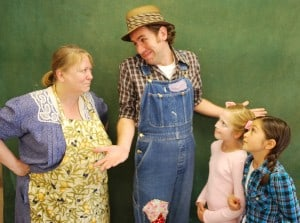 """Charlotte's Web"" with the Kentwood Kids"