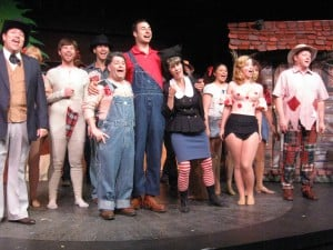 """Li'l Abner"" at the Kentwood Players"