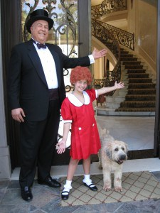 """Annie"" Plays at Kentwood"