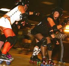 Roller Derby Debuts at Vets Auditorium – Jan. 30