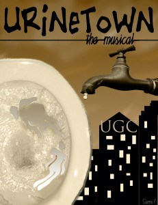 Urinetown, the Musical at Culver City High School Mar. 10-12