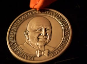 James Beard Foundation Awards A-Frame and Waterloo & City Best New Restaurant Status