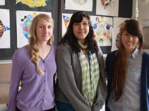 AVPA Art Students Intern at The Los Angeles County Museum of Art