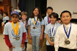 Teamwork Makes CC Students Math Champions – Elizabeth Coombs