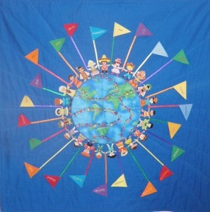 Quilt Fundraiser for Language Immersion Symposium
