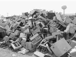 E Waste Drop Off – April 16
