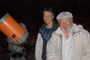 Star Party with Bob Eklund Coming Up – Nov. 5