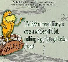 """Lorax"" Screening to Benefit Upward Bound House"