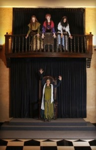 Woman in the Wall – World Premiere Opera at the Masonic Lodge