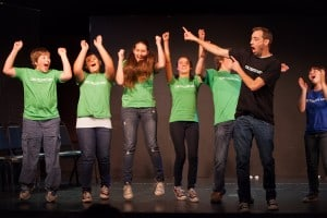 CCMS Improv Show Six Perfs This Weekend! Be Spontaneous Now !
