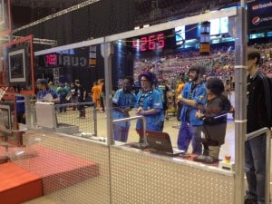CCHS Robotics – The World Championship
