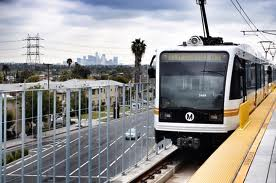 Expo Line Testing Schedule Starting – Trains Moving !