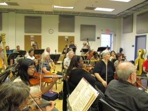 Summer Symphony July 12 @ Burton Chase in MdR
