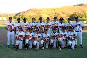 Local 'Babe Ruth' Team Wins the State