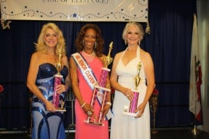Senior Pageant Presents Captivating Contestants  By Sandra Coopersmith