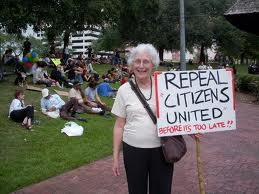 "California 6th State to Support Overturning ""Citizens United"""