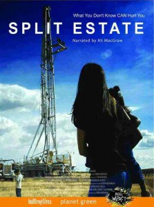 "CCSC Screening of ""Split Estate"""