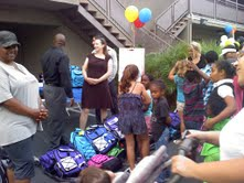 Upward Bound House Gives Hope to Moms and Families