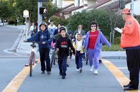 "Safe Routes to School Says ""Thanks!"""