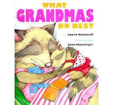 What Grandmas Do Best – Storytime @ Library Sept. 4