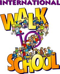 "Linwood Howe Will Celebrate ""Walk to School Day"" Oct. 3"
