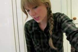 New Sony Cam Shoots Taylor Swift Video