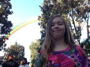 Farragut Student Wins Rainbow Poetry Contest