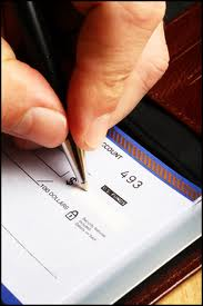 Crime Blotter – Checking on a Bad Check