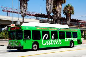 Culver City Bus Thanskgiving Holiday Schedule