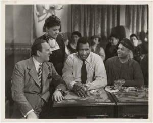 "Black Talkies Screens Paul Robeson in ""Big Fella"" – Dec. 15 @ MCLM"