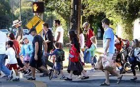 Safe Routes to School – Sign the Petition