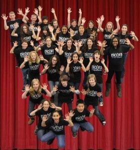 CCMS Show Choir to Perform Jan. 26