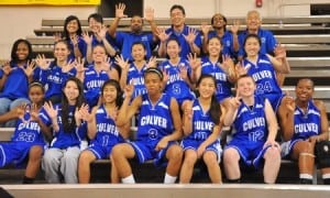 CCHS Girls Basketball Plays for CIF Championship Tonight (March 1)