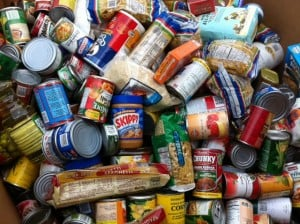 Second Life Food Drive – Antioch Works to Fight Food Insecurity