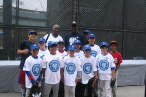CCLL Joins Dodgers to Honor Robinson