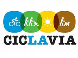 CicLAvia (It's Sick-La-VEEEE-aaah) Takes Over the Town on April 21