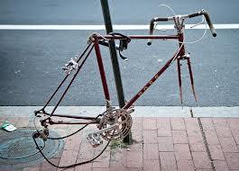 Police Blotter – Bike Theft