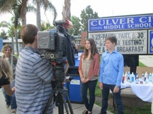 CCMS Adds to Recycling Program with Educational Labels