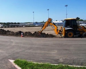 Sports Venues on Campus Going Up Now
