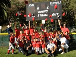 """Double A Angels CC Little League Takes """"King of the Hill"""""""