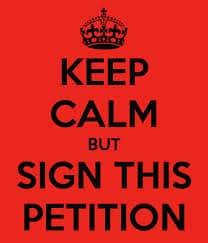 UPCC Petition Push for Bond Measure