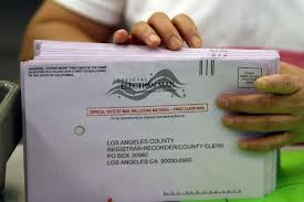 Ballots in the Mail
