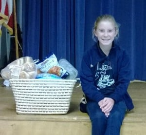 Giving Thanks with Generosity