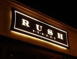 CC Foodie –  Rush Street