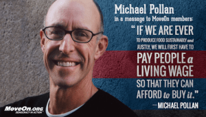 Food Workers Deserve a Living Wage