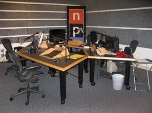 NPR in CC – West Coast Less Political?