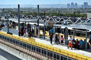 Expo Ridership Already @ 2020 Goal, Crenshaw/ LAX Line Breaks Ground