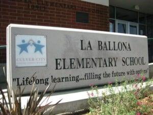 "School Board ""Road Show"" at La Ballona – Jan. 14"